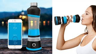 7 Best New Smart Water Bottles 2018 You Should Have