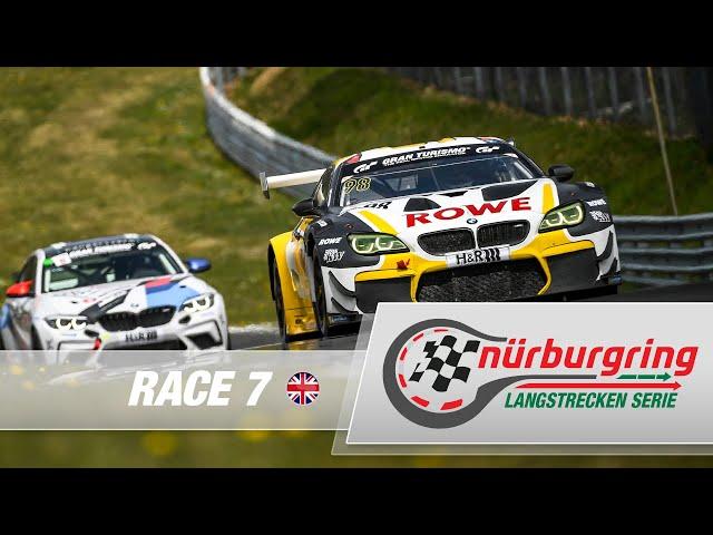 LIVE: Race 7 Nürburgring Endurance Series (NLS) 2021
