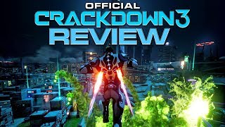 Crackdown 3 REVIEW from a Real Crackdown Fan | Is it really a BAD game? | Xbox One X |  Multiplayer
