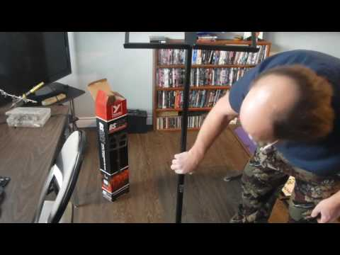 Yorkville BS321 Music Stand  Unboxing plus an extra