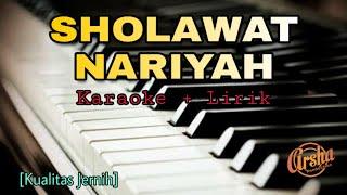 Karaoke Sholawat Nariyah (Karaoke + Lirik) Kualitas Jernih