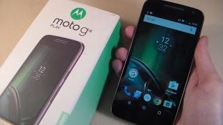 Обзор Motorola Moto G4 Play (XT1602)