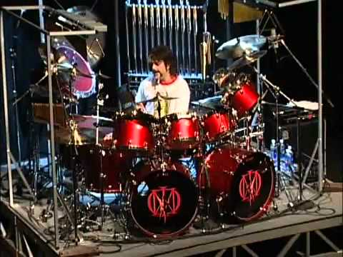 Rush YYZ  HD Mike Portnoy , Paul Gilbert , and Sean Malone