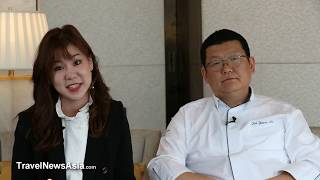 Korean Food and Soju - Interview with Jaeyoung Lee, Executive Chef of Four Seasons Hotel Seoul
