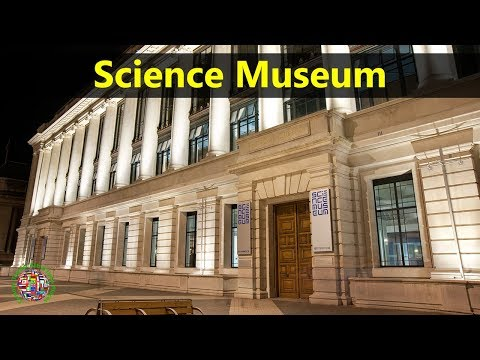 Best Tourist Attractions Places To Travel In UK-England | Science Museum Destination Spot