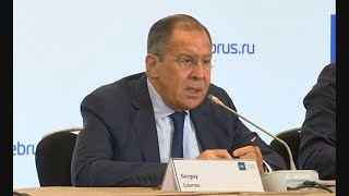 Russian FM: 'No Proof' of Russian Interference