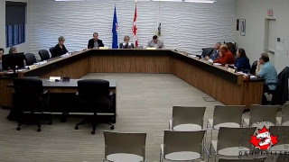 Town of Drumheller Organizational and Regular Council Meeting of October 29, 2018