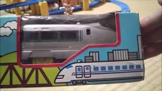 プラレール 2スピードつばさ(400系新幹線)