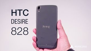 HTC Desire 828 hands on review [CAMERA, BENCHMARKS, GAMING]