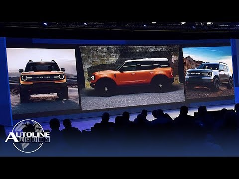 Ford Bronco Leaked, DSRC vs. 5G - Autoline Daily 2479
