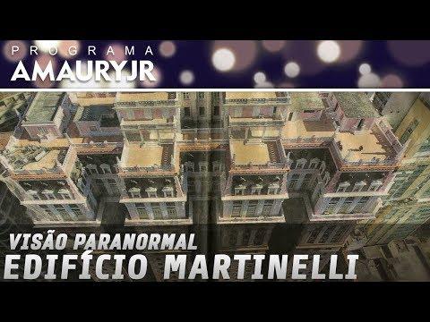 Visão Paranormal - Edifício Martinelli