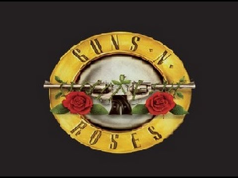 Guns And Roses - Since I Dont Have You (Backing Track With Vocal)