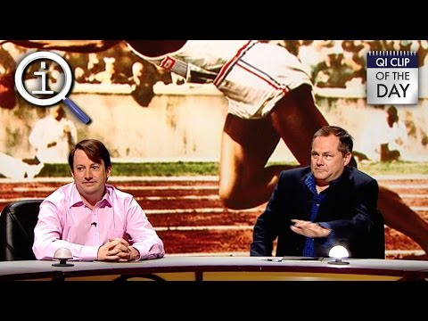 QI | Who Snubbed Jesse Owens After The 1936 Olympics?