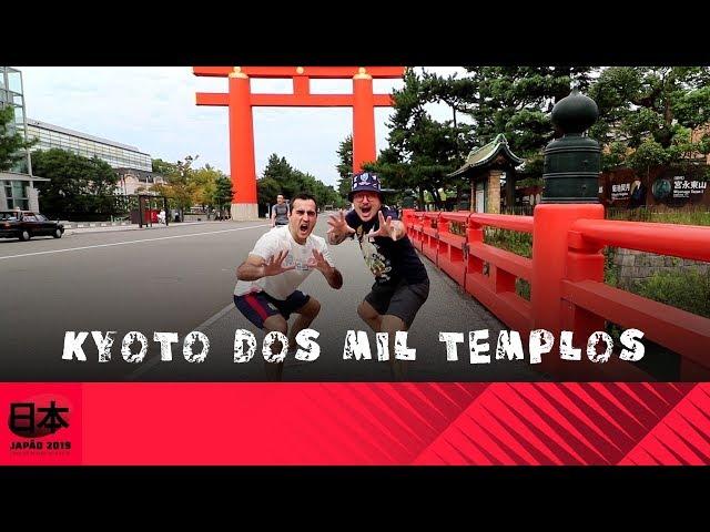 Kyoto dos Mil Templos!