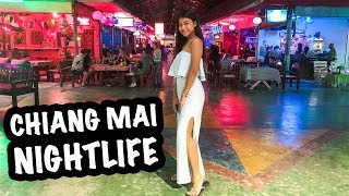 Chiang Mai Nightlife - A Night Out In Chiang Mai + Tham Lod Cave Pai Thailand