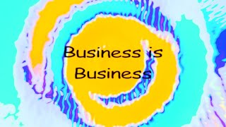 MANMAN - Business is Business
