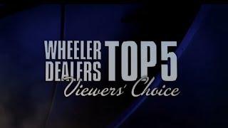 #5 VW Type 2 Panel Van: Top 5 Viewers Choice - Wheeler Dealers