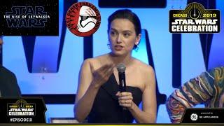 Daisy Ridley Talks Rey In Star Wars: The Rise Of Skywalker