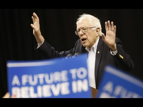 Bernie Sanders Starts To Take The Gloves Off