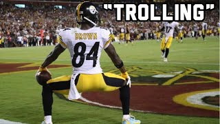 "NFL ""TROLLING"" Moments"