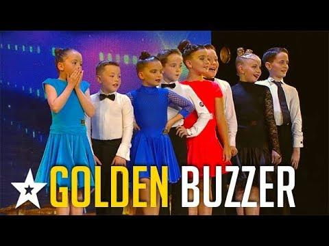 Kids Dance Group Gets GOLDEN BUZZER | Ireland's Got Talent | Got Talent Global