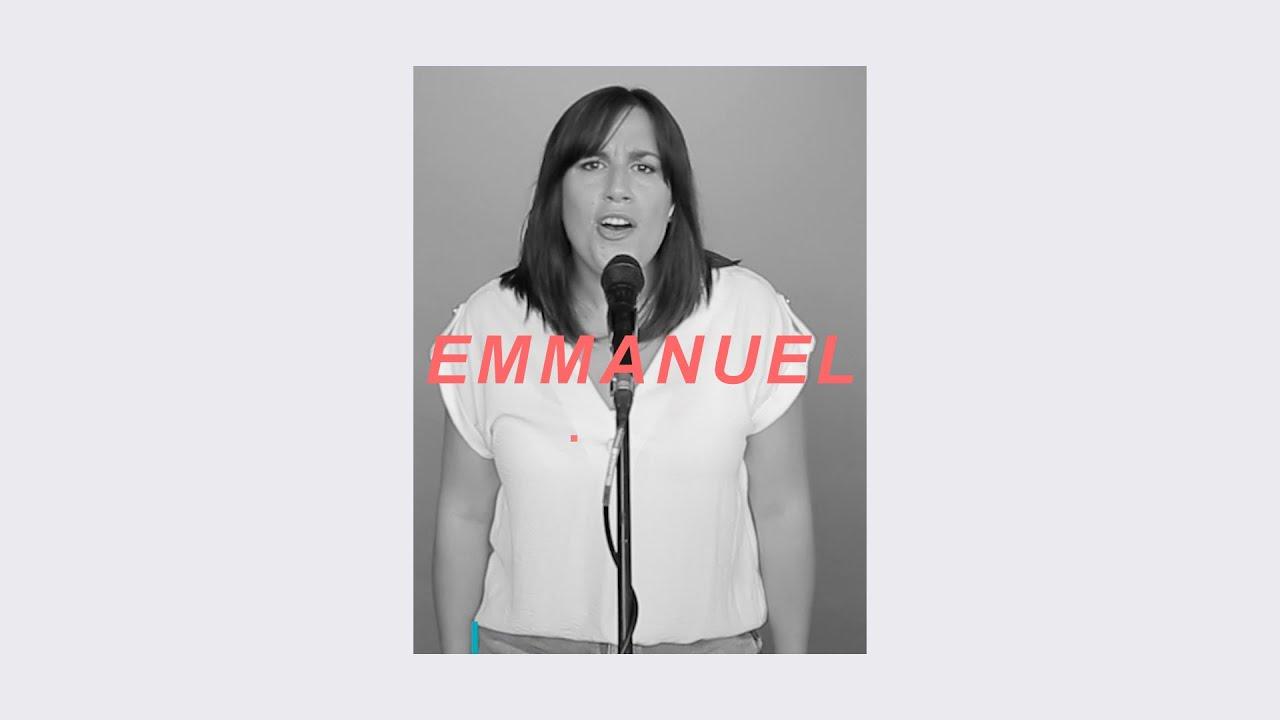 Emmanuel (Live) - Grace Surtie Cover Image