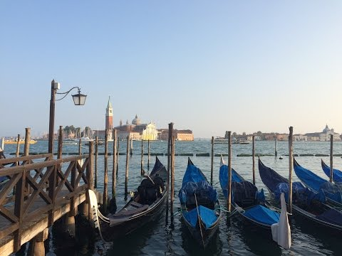 Travel to Venice, Italy and Trentino Wine Region