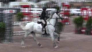 Video of LEUCOJUM ridden by JULIA CHARTIER from ShowNet!