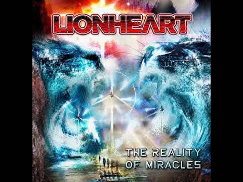 """Lionheart (ex-Iron Maiden) debut new song """"Thine Is The Kingdom"""" off The Reality Of Miracles"""
