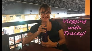 What Could Be More Exciting!? Vlogging with Tracey