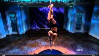 Natasha Wang-2011 US Pole Dance Champion Live On