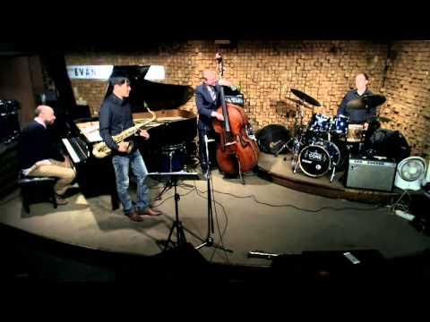 Martin Zenker Quartet Live at Club Evans