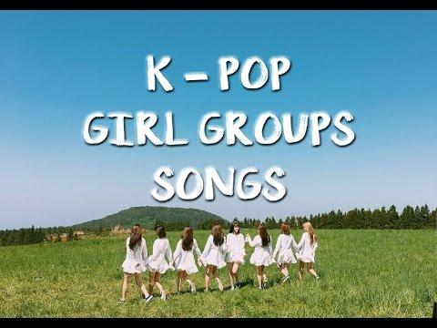 รวมเพลงเกาหลีเพราะๆ (2016 K-POP GIRL GROUPS SONG)