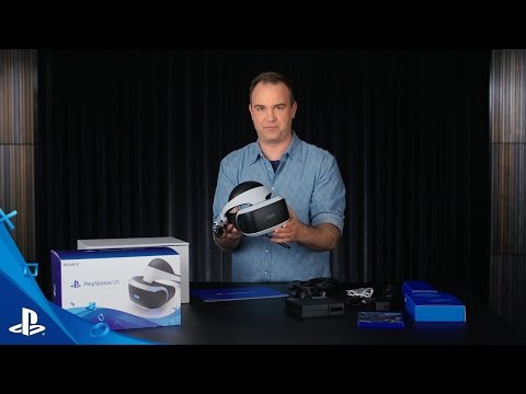 Unboxing the PlayStation VR | PS VR