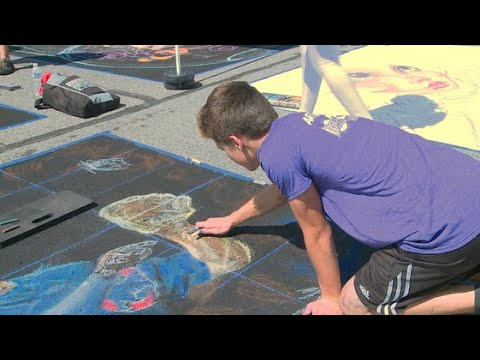 Education Counts Michiana - Art festival brings together artists from across the country