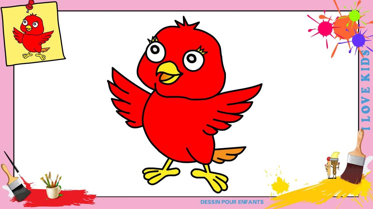 Dessin oiseau kawaii facile comment dessiner un oiseau kawaii facilement youtube - Comment dessiner un enfant ...