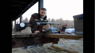 CVA OPTIMA MUZZLELOADER REVIEW W/DEER KILL