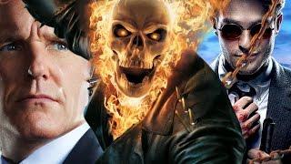 Las Referencias a Ghost Rider en el Universo Televisivo de Marvel Studios