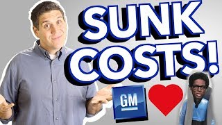 Why GM closed the factories? Sunk Costs
