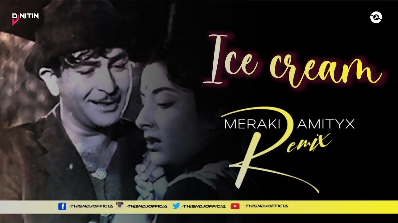 Download Ice Cream Meraki Amityx Remix New Bollywood Song Official Music Video 2021 Nitin Visuals ndj