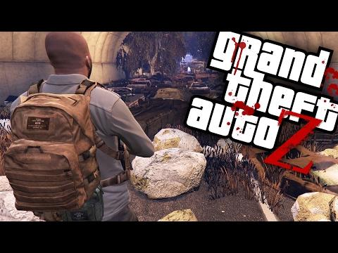 GTA V ZOMBIES - LOS SANTOS nos aguarda e DEU RUIM pro Franklin | Ep.27 (GTA 5 Survival Zombie MOD)