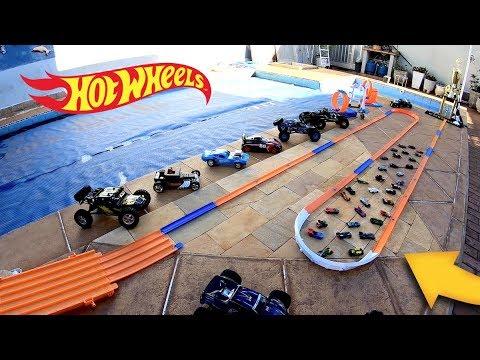 Hot Wheels Curvas