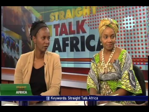 Guests discuss the Amazon ladies of Benin and other influential African women