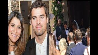 Karine Ferri et Yoann Gourcuff se sont mariés Fête de mariage Karine Ferri et Yoann Gourcuff