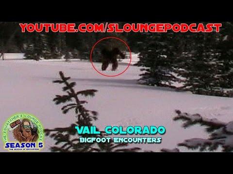 Vail Colorado Bigfoot Sightings - SLP509
