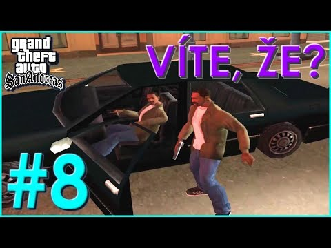 GTA San Andreas - Víte, že? #8