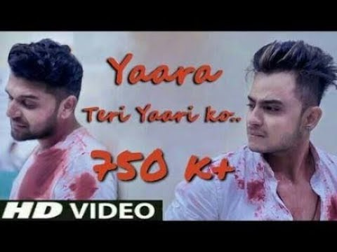 Yaara Teri Yaari Ko Most Emotional Heart Touching Friendship Video