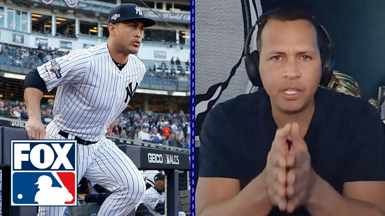 A-Rod: Yankees' World Series chances hinge on Giancarlo Stanton's health  MLB