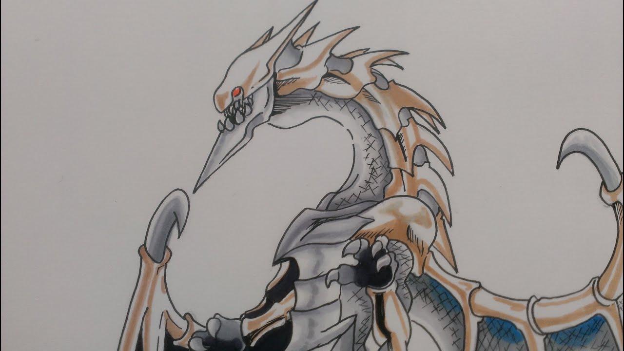 how to draw dragon felgrand