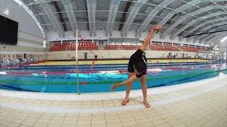 видео: Разминка перед плаванием. Часть 1: суставы